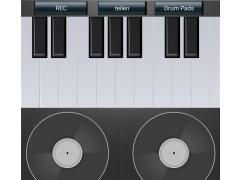 Piano & Virtual DJ Mixer 1.0 Screenshot