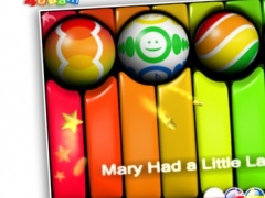 PianoBall - Fun With Learning - magic instrument for kids 1.9 Screenshot