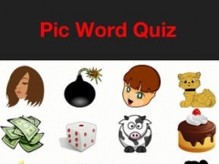 Pic Word Quiz Free - Guess the amusing Emoji Pop Photo Slang Dictionary 1.2 Screenshot