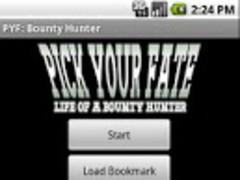 Pick Your Fate: Bounty Hunter 1.4 Screenshot