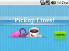 Pickup lines 1.57 Screenshot