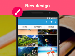 Picload Backgrounds Wallpapers 2.2.7 Screenshot