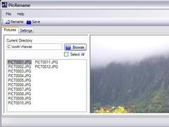 PicRename 1.1.0.7 Screenshot