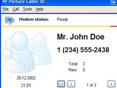 Picture Caller ID 2.0.1 Screenshot
