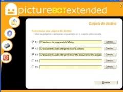 PictureBot Extended 4.3.2007 Screenshot