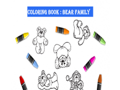 pictures for coloring Bear 1.0 Screenshot