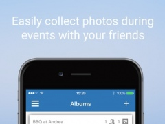 Picturex - Private Group Photo-Sharing 4.2.0 Screenshot