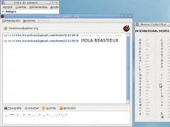 Pidgin - MorseCodeTalk  Screenshot