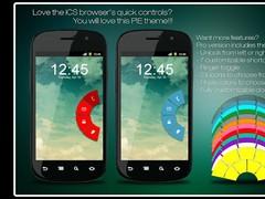 Pie - MagicLockerTheme 1.2 Screenshot