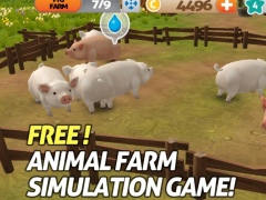 Pig Goat farm 3D 1.0.6 Screenshot