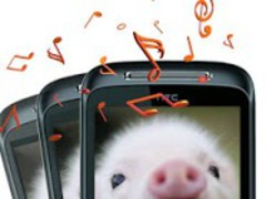 Pig Sounds Piggy Sounds Prank 4.1 Screenshot