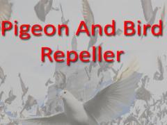 Pigeon And Bird Repeller 1.0 Screenshot
