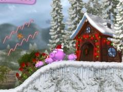 Piggly Xmas 1.22 Screenshot