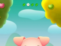 Piggy GO Launcher Theme 1.1 Screenshot