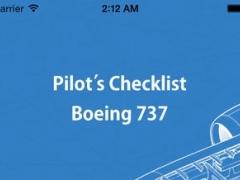 Pilot's Checklist Boeing 737 1.2 Screenshot