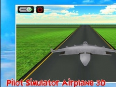 Pilot Simulator Airplane 3d Game 1.0 Screenshot