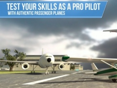 Pilot Test 3D - Transporter Plane Simulator 1.4 Screenshot