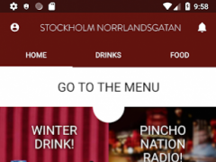 Pinchos - The app restaurant 2.2.3 Screenshot
