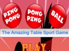 Ping pong Pong ping ball - The amazing table sport game - Gold Edition 1.0 Screenshot