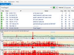 PingPlotter Pro 5.00.8 Screenshot