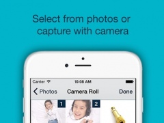 Pingz - Make Photo-Based Video Messages 1.1 Screenshot