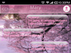 Pink flower emoji keyboard 103 free download pink flower emoji keyboard 103 screenshot mightylinksfo
