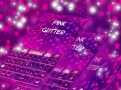 Pink Glitter Glam Theme 1.279.13.122 Screenshot