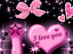 Pink I Love You Live Wallpaper 27 Screenshot