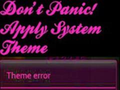 Pink Jelly CM10 Theme Chooser 1.6 Screenshot