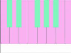 Pink Piano 1.0 Screenshot
