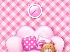 Pink Room GO Launcher Theme 3.1.0 Screenshot