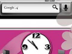 PinkNBlack Home Theme 1.8 Screenshot