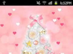 Pinky Christmas Theme 1.0 Screenshot
