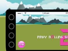 Pinky Rolling Sky 2 1.0 Screenshot