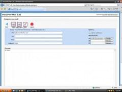 PinoyPHP Mail WebMail Client 1.0.2 Screenshot