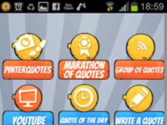 PinterQuotes - New Cool App!!! 1.5 Screenshot