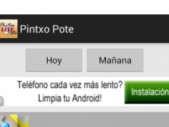 Pintxo Pote Donostia Lite 1.1.9 Screenshot