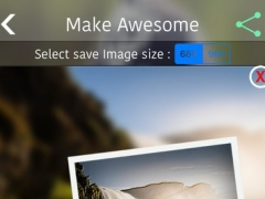 PiP Camera Retrika Photo Editor 1.0 Screenshot