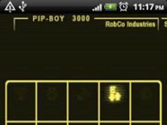 PipBoy 3000 Amber Fallout 3 1.0 Screenshot