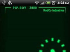 PipBoy 3000 Live Wallpaper 13 Screenshot