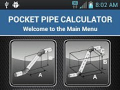 Pipe fitters calculator.