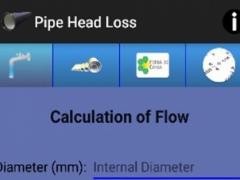 Pipe Head Loss 1.10 Screenshot