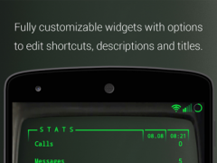 PipTec Green Icons & Live Wall (Pro Version) 2.8.8 Screenshot