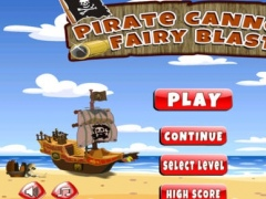 Pirate Cannon Fairy Blast FREE - An Epic Caribbean Sea Battle Mayhem 1.0 Screenshot