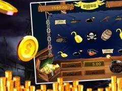 Pirate Captain - Casino Slot Machine Lucky Wheel 1.0 Screenshot