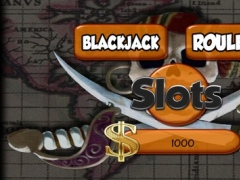 Pirate Casino 777 Slots 1.0 Screenshot