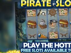 Pirate Island Adventure Slots - FREE CASINO Slot Machine 1.0 Screenshot