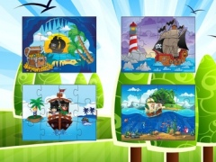 Pirate Jigsaw Puzzle for Kids 1.0 Screenshot