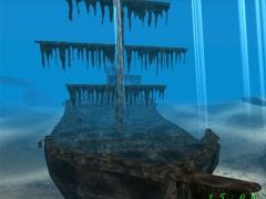 Pirate Ship 3D Screensaver 1.5 Screenshot