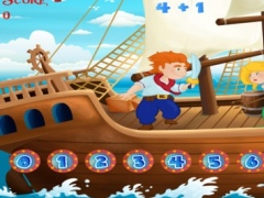 Pirate Sword Fight - Fun Educational Counting Game For Kids. 1.0 Screenshot